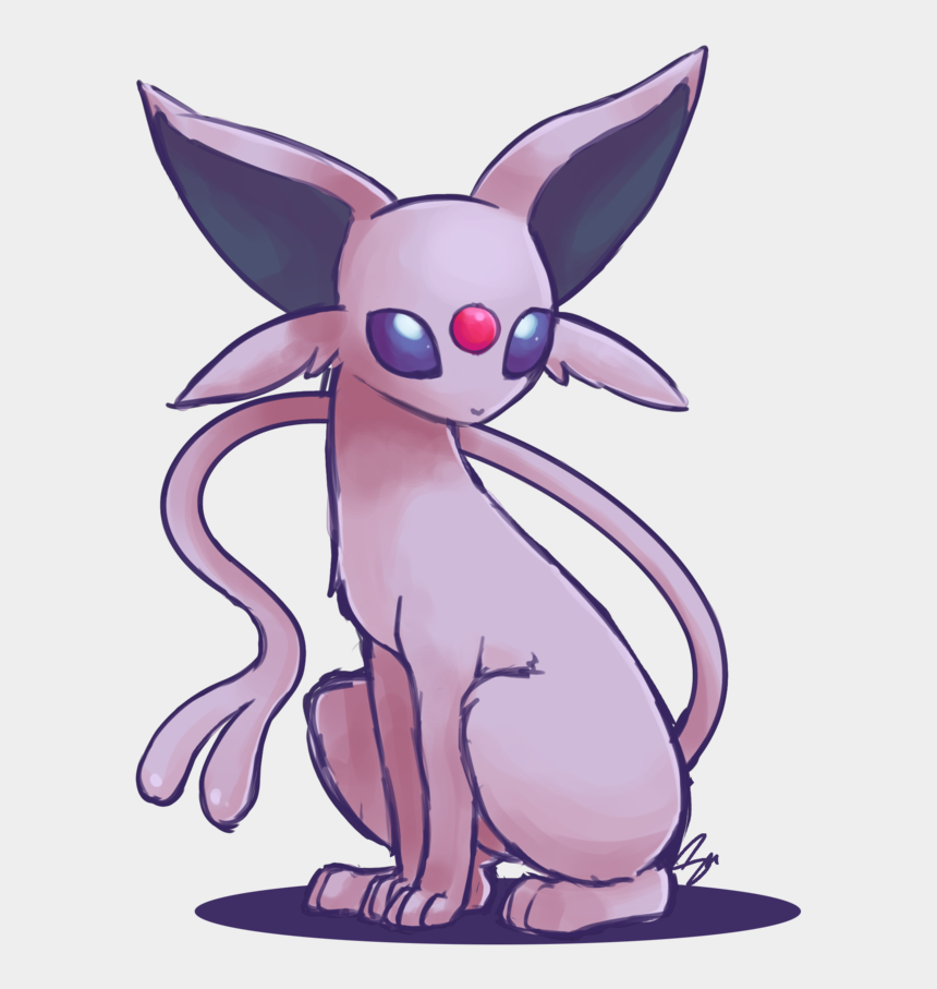 clipart library, Cartoons - Espeon Gem Pixel Art Google Search Clipart Library - Espeon Drawing Cute