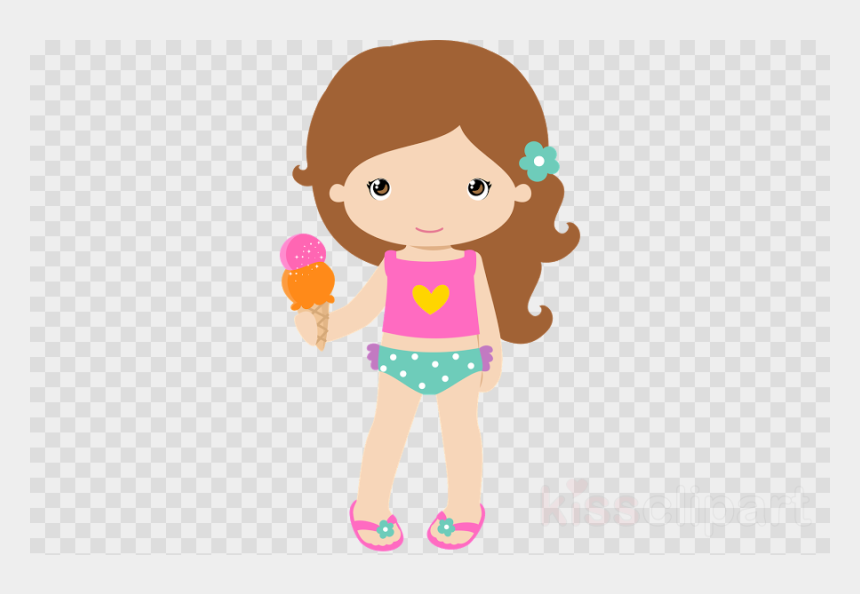 beach clipart, Cartoons - Girl Beach Clipart Beach Clip Art - Red Color Explosion Hd