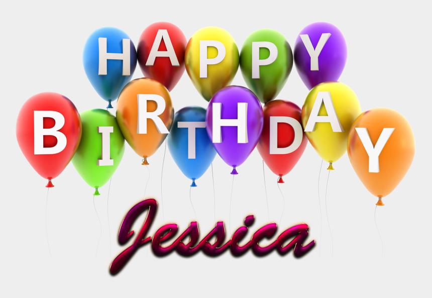 free birthday clipart, Cartoons - Happy Birthday Clipart Jessica - Arjun Names