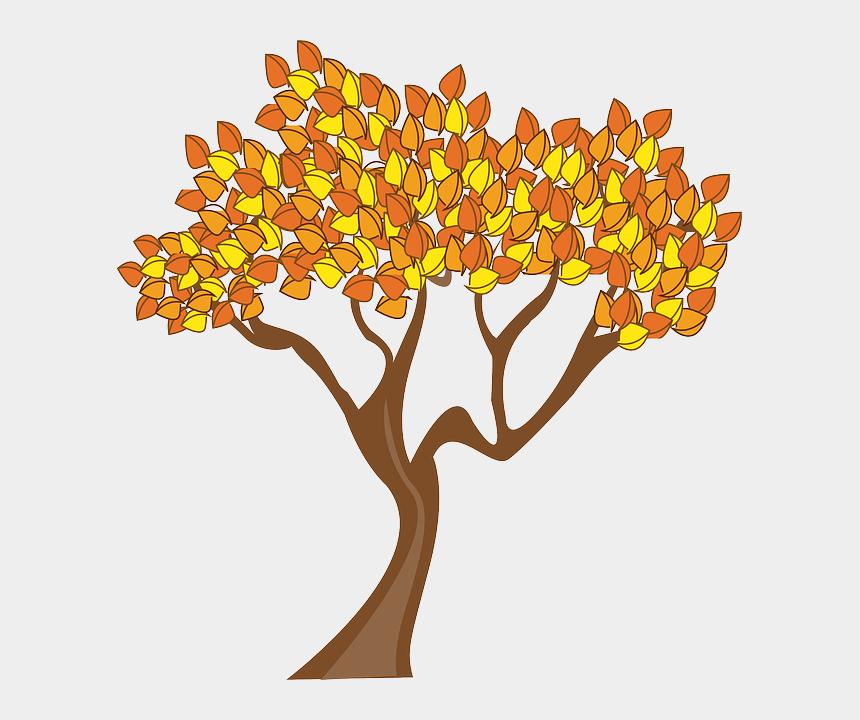 apple tree clipart, Cartoons - Free Image On Pixabay - Tree In Autumn Clipart