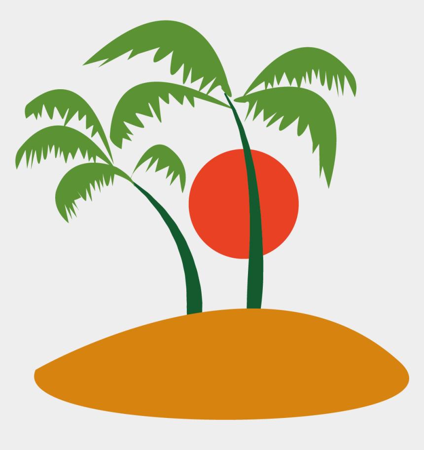 coconut tree clipart, Cartoons - Ilha Do Coqueiro Coconut Tree Clip Art - Coqueiro Ilha Png