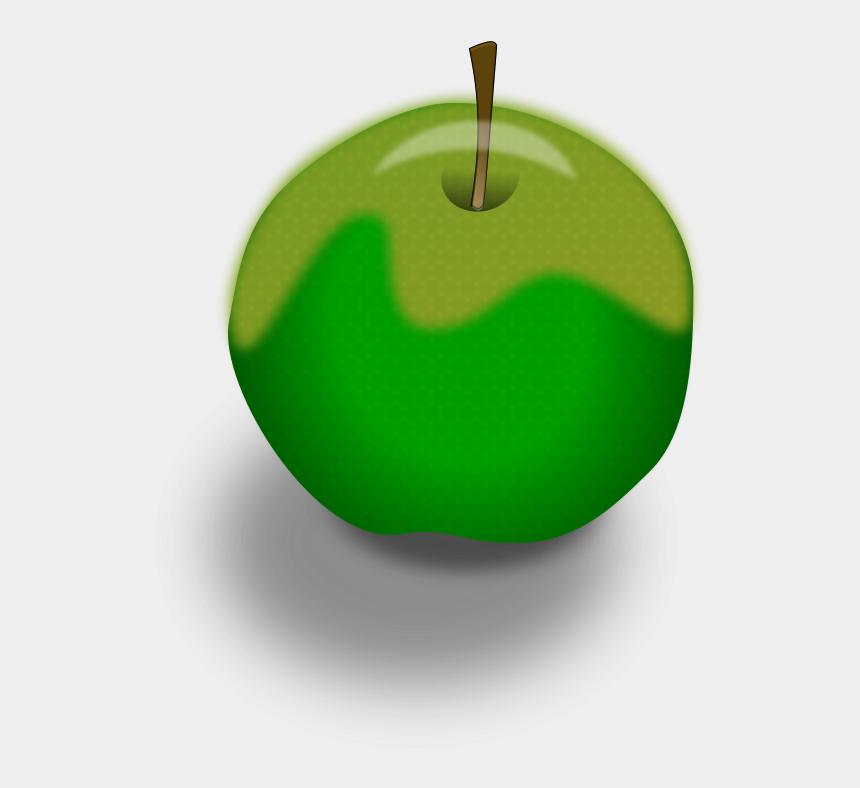 apple tree clipart, Cartoons - Apple Clipart - Granny Smith