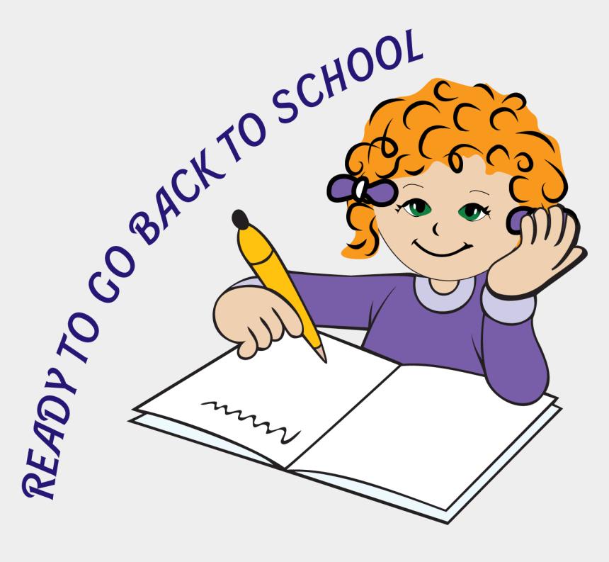 ready clipart, Cartoons - Cut Ready Clipart - Ready To Go Back To School