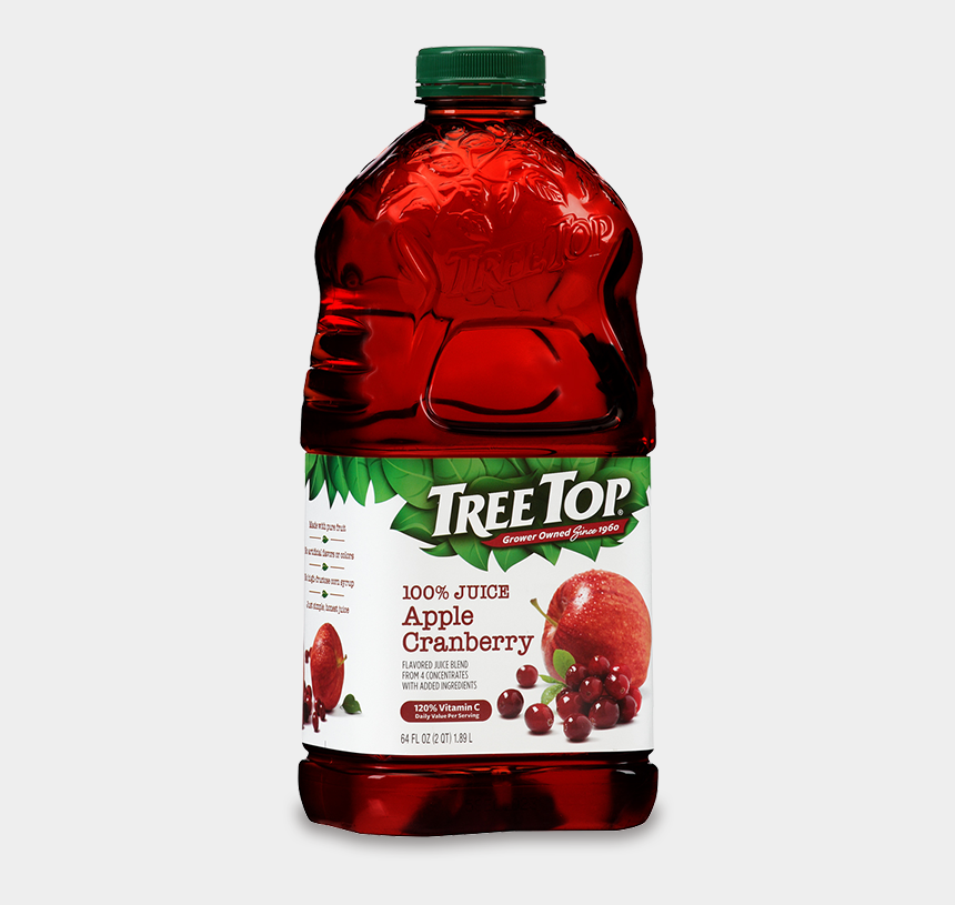 cranberry sauce clipart, Cartoons - Apple Cranberry Juice 64oz - Orange Passion Fruit Juice
