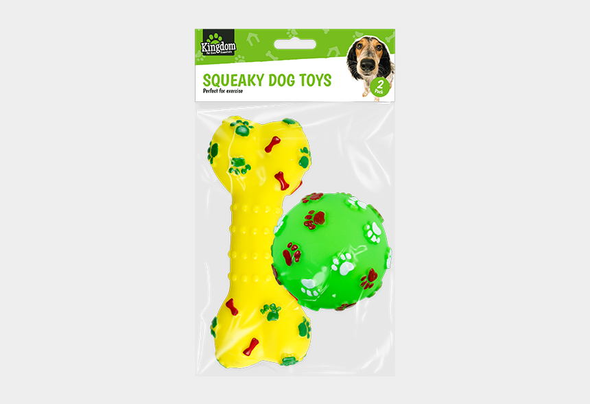 dog toys clip art, Cartoons - Squeaky Dog Toys - Illustration