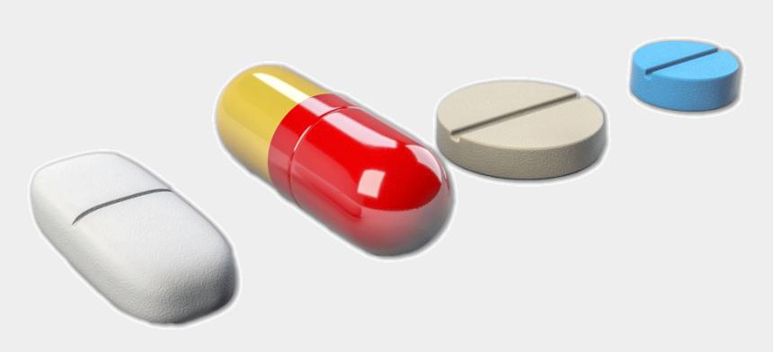 tablets clipart, Cartoons - Pharmaceutical Drug Clipart , Png Download - Pharmaceutical Drug
