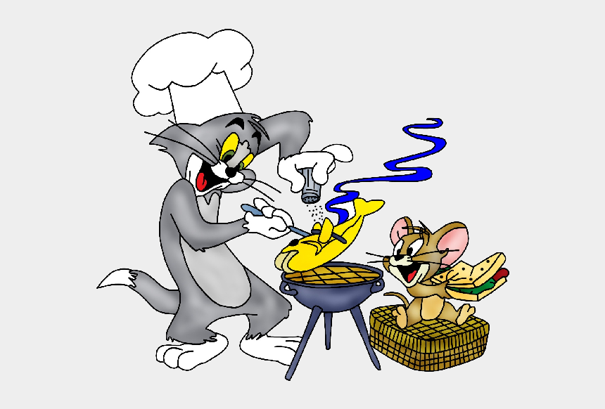 chasing clip art, Cartoons - Tom And Jerry Clipart Chasing - Tom And Jerry Png
