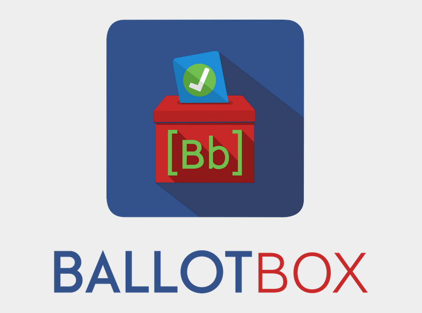 ballot box clip art, Cartoons - Bbcolor1 - Graphic Design