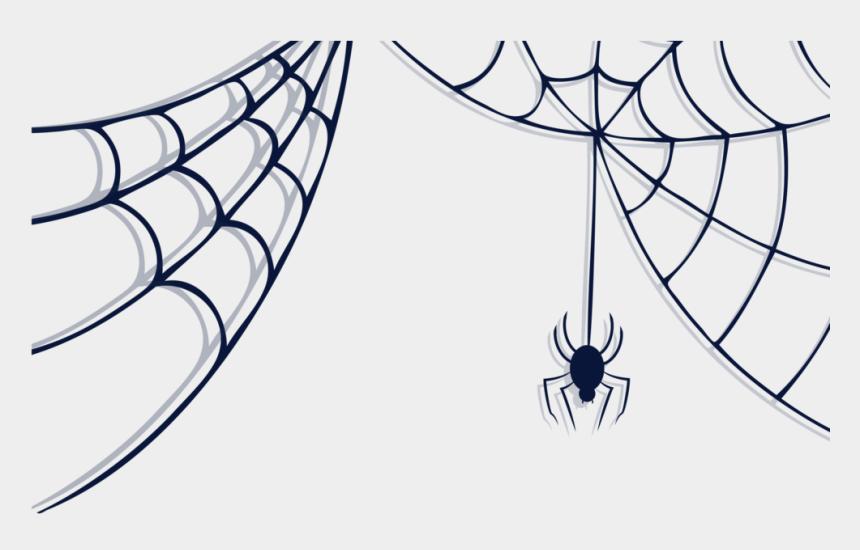 spider in web clip art, Cartoons - Spider Web Clipart Transparent Tumblr - Transparent Tumblr Spider Webs