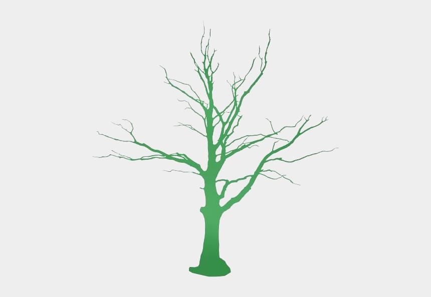 walnut tree clip art, Cartoons - Walnut Tree Art Png Full Hd With Transparent Bg - Dead Tree Png