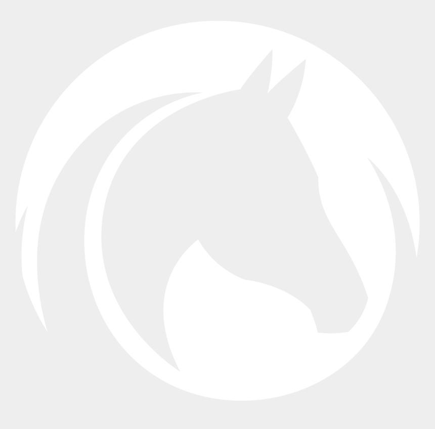 equine clip art, Cartoons - Avanti Equine Veterinary Partners - Horse Head Circle