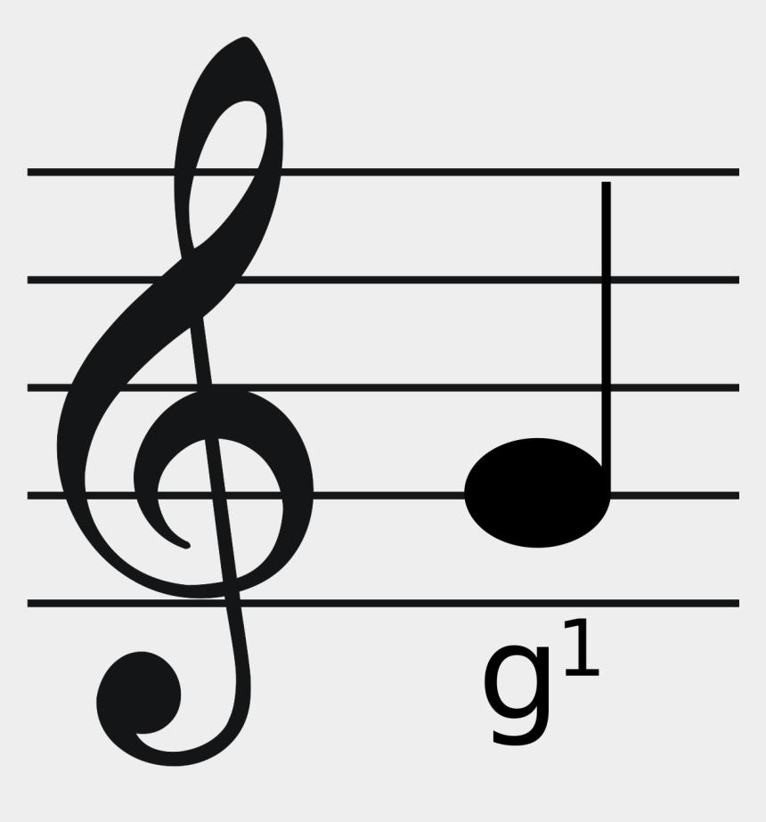 treble clef clip art public domain, Cartoons - Treble Clef
