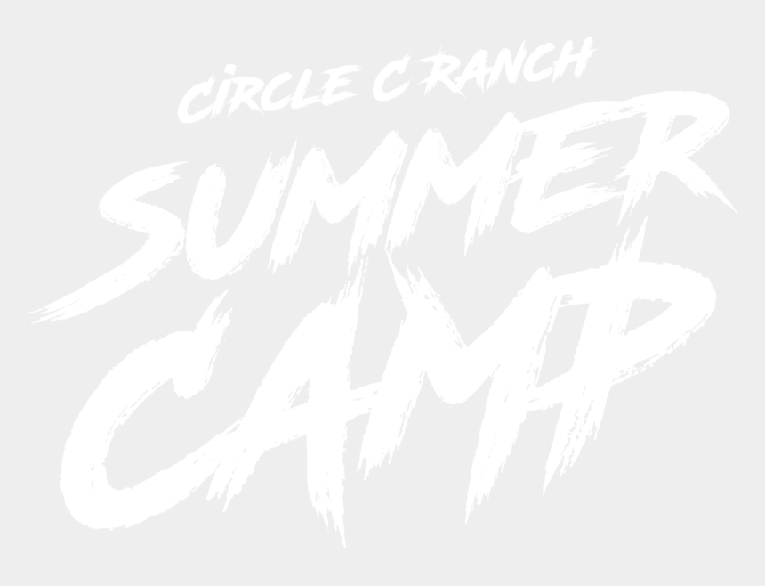 summer camp clip art black and white, Cartoons - Calligraphy