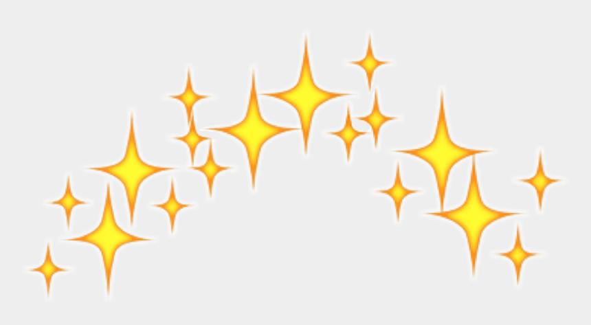 sparkle star clip art, Cartoons - Sparkles Clipart Emoji - Transparent Sparkle Emoji Crown
