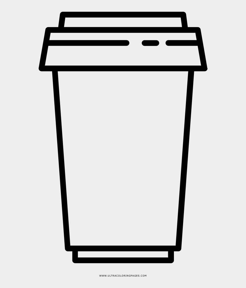 Takeout Coffee Cup Coloring Page Reusable Coffee Cup Icon Png Cliparts Cartoons Jing Fm