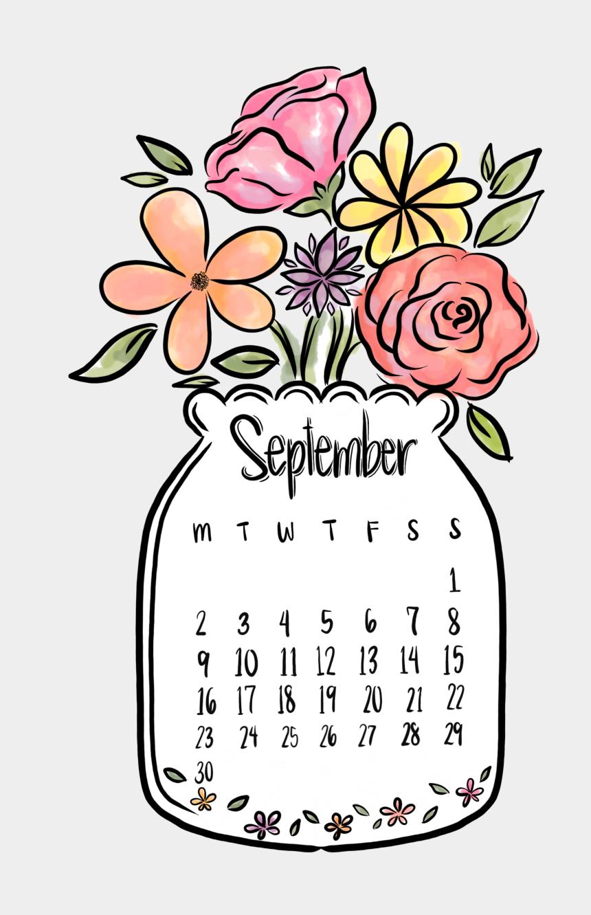 blank calendar clip art, Cartoons - Rosa Glauca