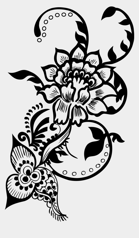 free clipart decorative lines, Cartoons - Decorative Lines Vector Png - Floral Decorative Vector Png