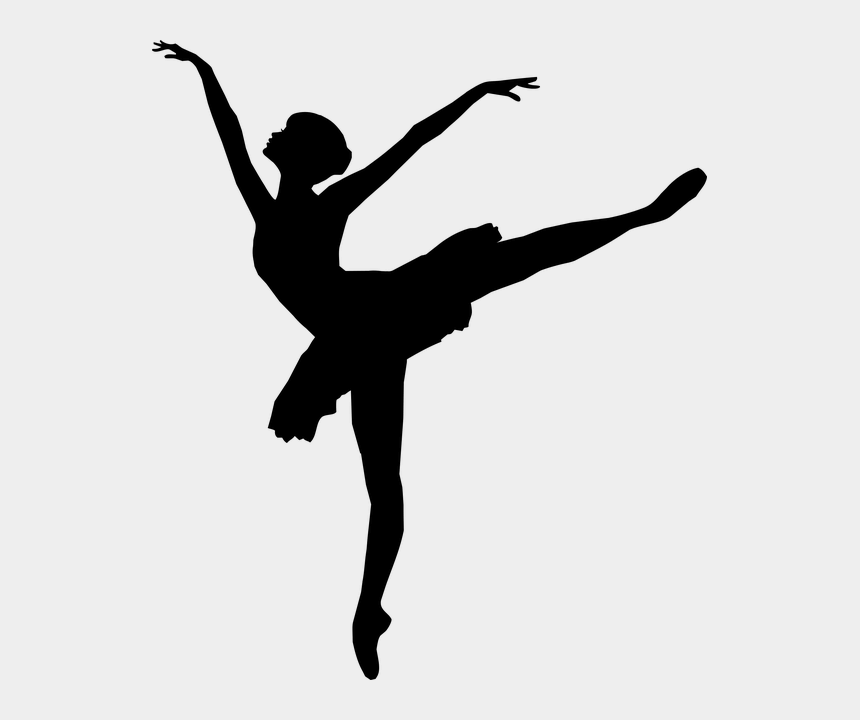 Ballet Dancer Ballet Dancer Vector Graphics Silhouette Ballerina Drawing Black Cliparts Cartoons Jing Fm
