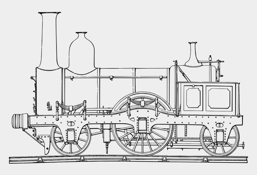 train wheel clip art, Cartoons - Steam Train Drawing Ks2