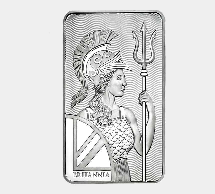 gold bar clip art, Cartoons - 10 Oz Silver Minted Bar"