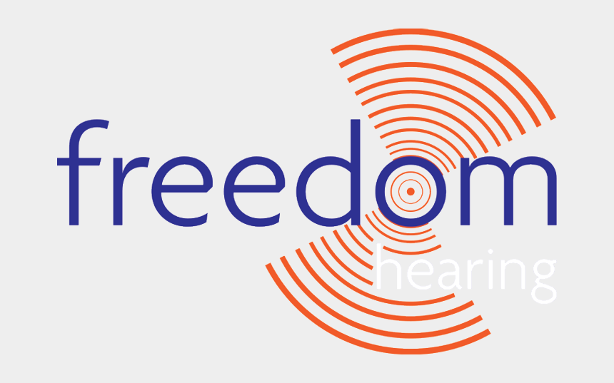 religious 4th of july clipart, Cartoons - Freedom Hearing Logo - Graphic Design