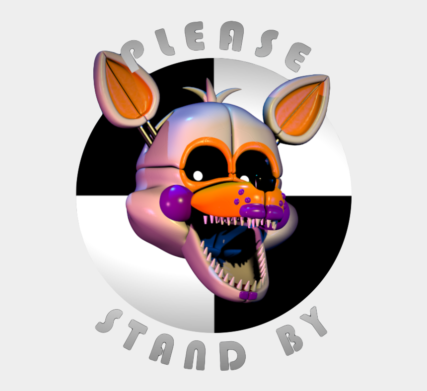 five nights at freddy's clipart, Cartoons - Funtime Foxy - Fnaf Sl Lolbit Please Stand