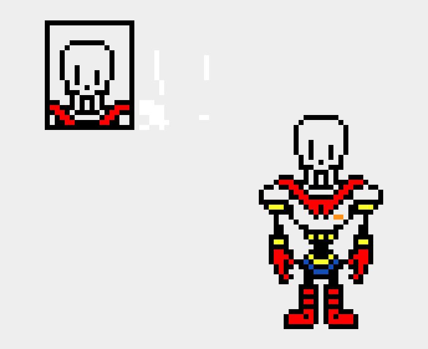 potion bottle clipart, Cartoons - Nes Controller Clip Art - Pixel Art Undertale Papyrus
