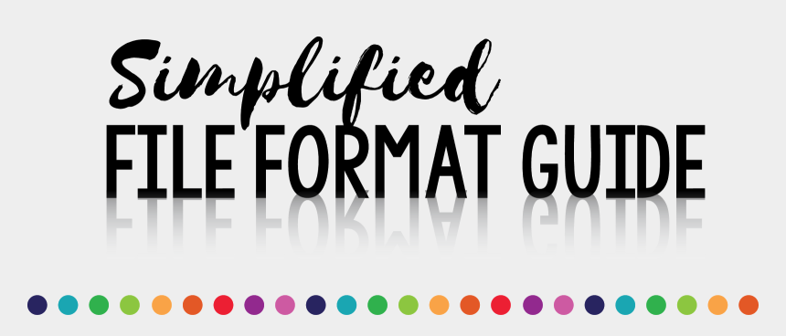 to know clipart, Cartoons - What You Need To Know About Image Format - Circle