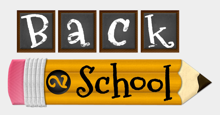 back to school clipart png, Cartoons - Ramona High School Student Parent - Back To School Banner Clipart