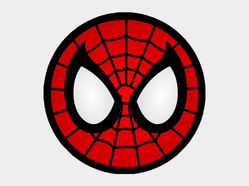 hogwarts express clip art, Cartoons - Spiderman Face Logo Hd