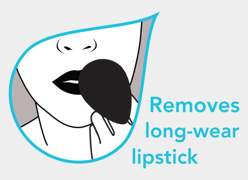 makeup face clip art, Cartoons - The Mitty® Mini Single Pack Ultra Gentle Reusable Makeup