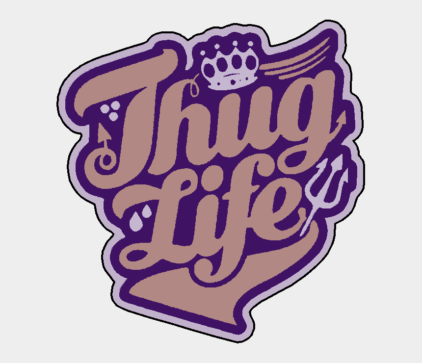thug life clip art, Cartoons - Thug Life Profile