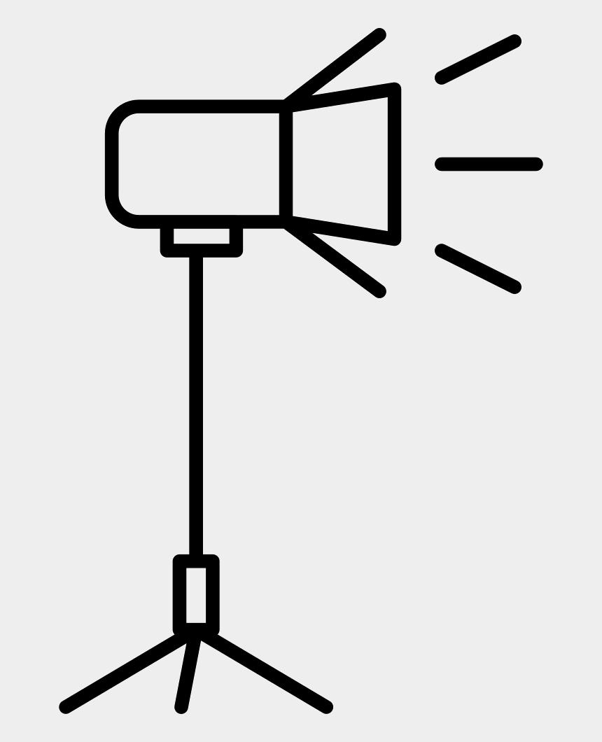 movie lights clip art, Cartoons - Movie Light - Movie Light Icon