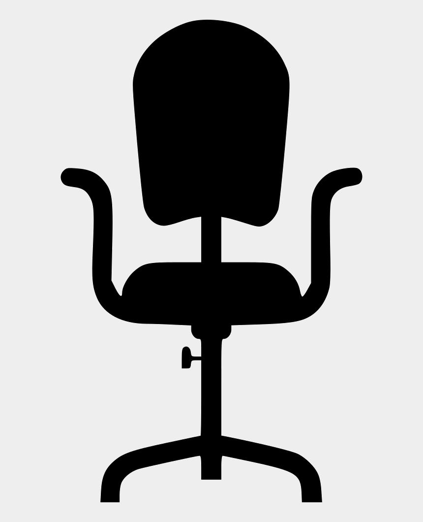 office chair clip art, Cartoons - Office Chair I - Office Chair