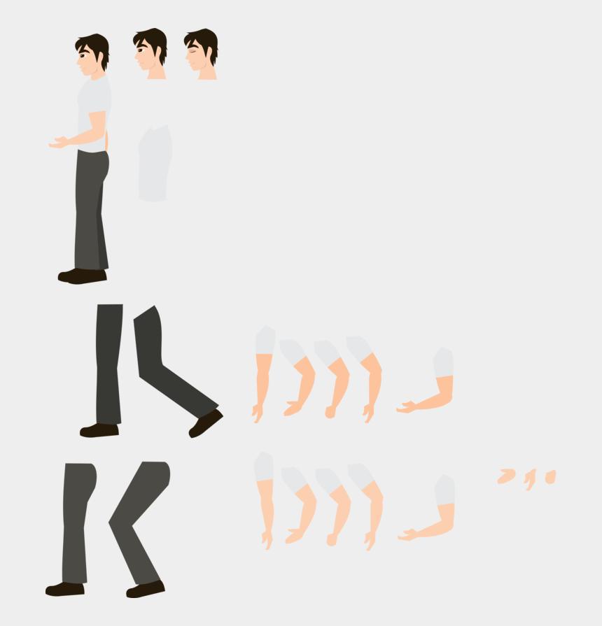 figure skating clip art, Cartoons - Pretty Boy Side Profile Template Png - Figure Skating