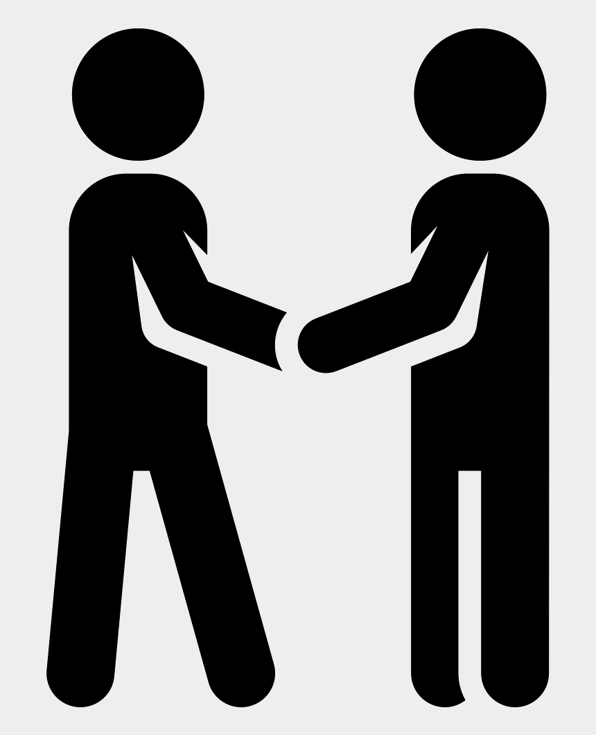 people shaking hands clip art, Cartoons - Hand Shake Svg Png Icon Free Download - People Hand Shake Icon