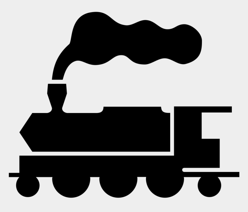 steam train clip art, Cartoons - Rail Transport Train Steam Locomotive Computer Icons - Train Logo Png