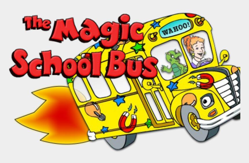 wahoo clip art, Cartoons - Magic School Bus Png