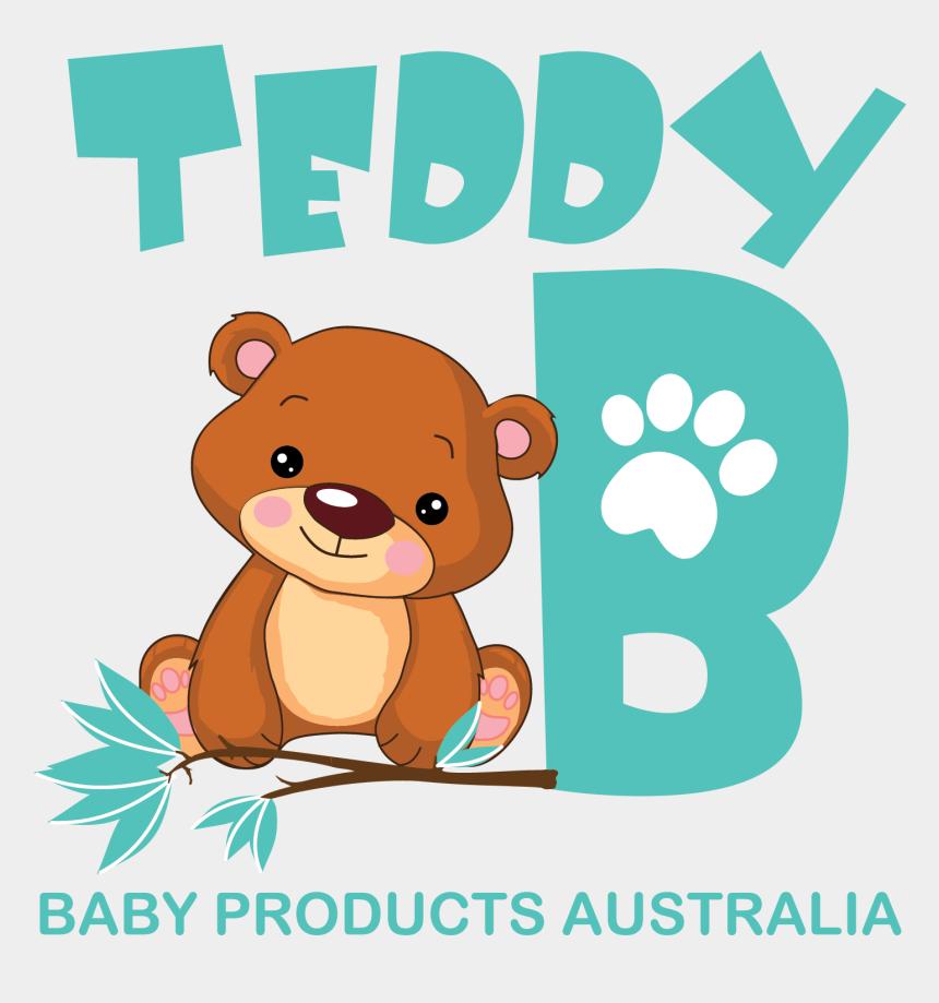 australian animal clip art, Cartoons - Cuddly Cartoon Bear