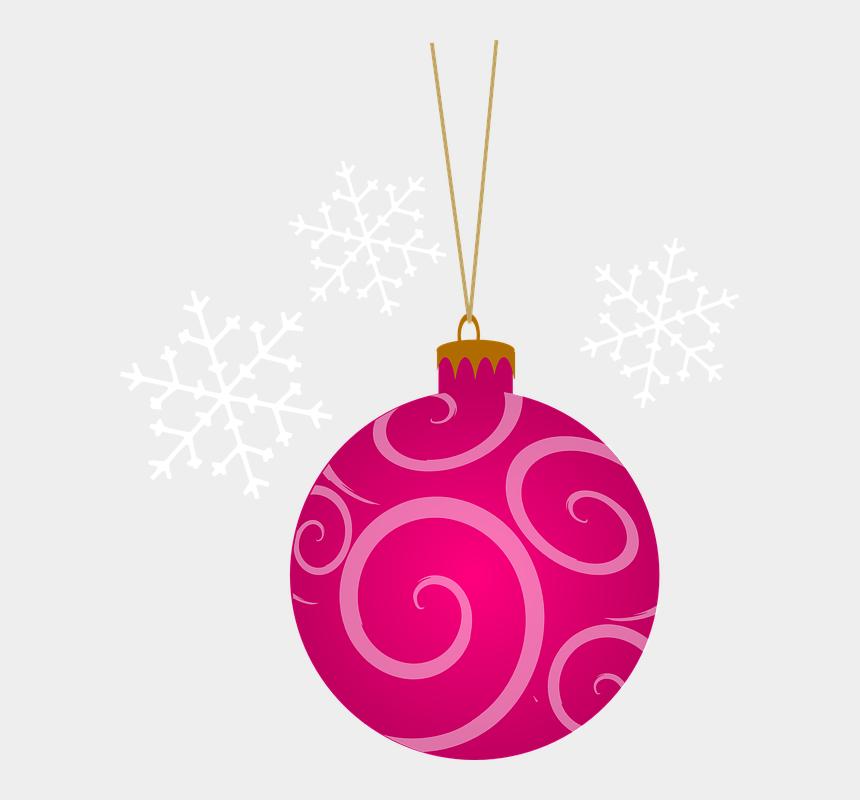 swirly tree clip art, Cartoons - Swirly Tree Cliparts 6, Buy Clip Art - Christmas Ornaments Clipart Pink