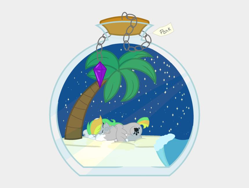 palm trees beach clip art, Cartoons - Illustration