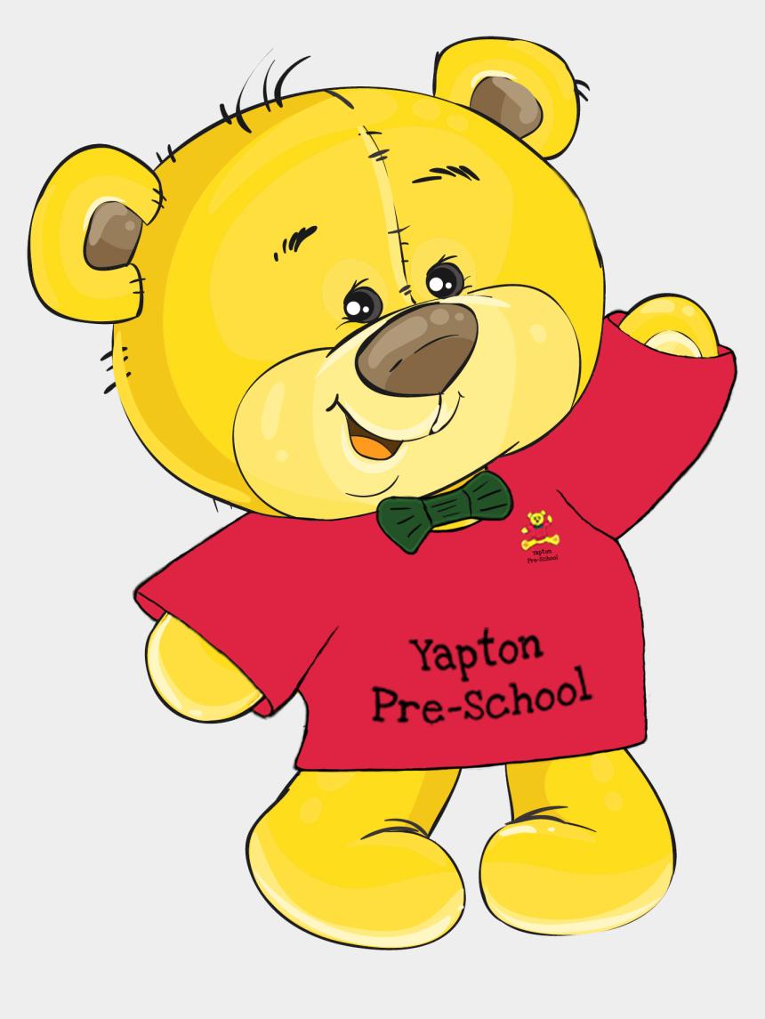 teddy bears picnic clip art, Cartoons - Cartoon