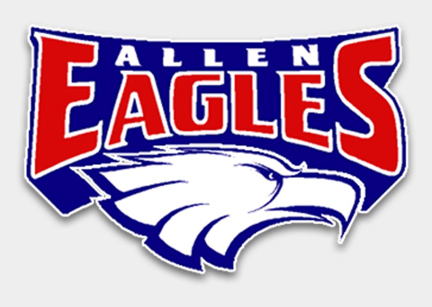 """eagle football clip art, Cartoons - Allen Eagles Football""""  Data Srcset=""""https - Allen Eagles"""