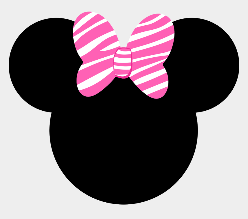 baby mickey clip art, Cartoons - Background Pink Mickey Mouse