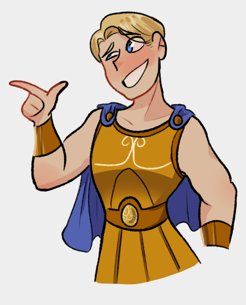 "hercules clip art, Cartoons - ""i've Watched Hercules Lately And Before That Reading - Hercules Captain America"