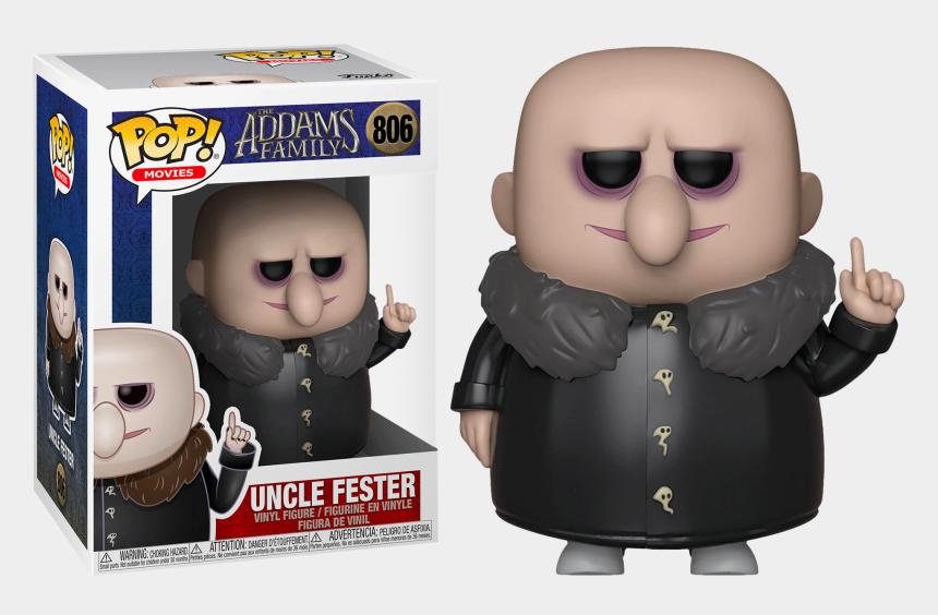 adams family clip art, Cartoons - The Addams Family - Uncle Fester Funko Pop