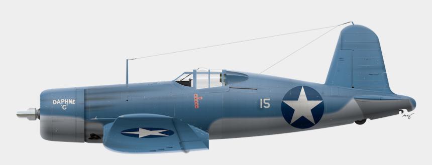 planes clip art, Cartoons - World War 2 Plane Png - F4u Corsair Daphne C
