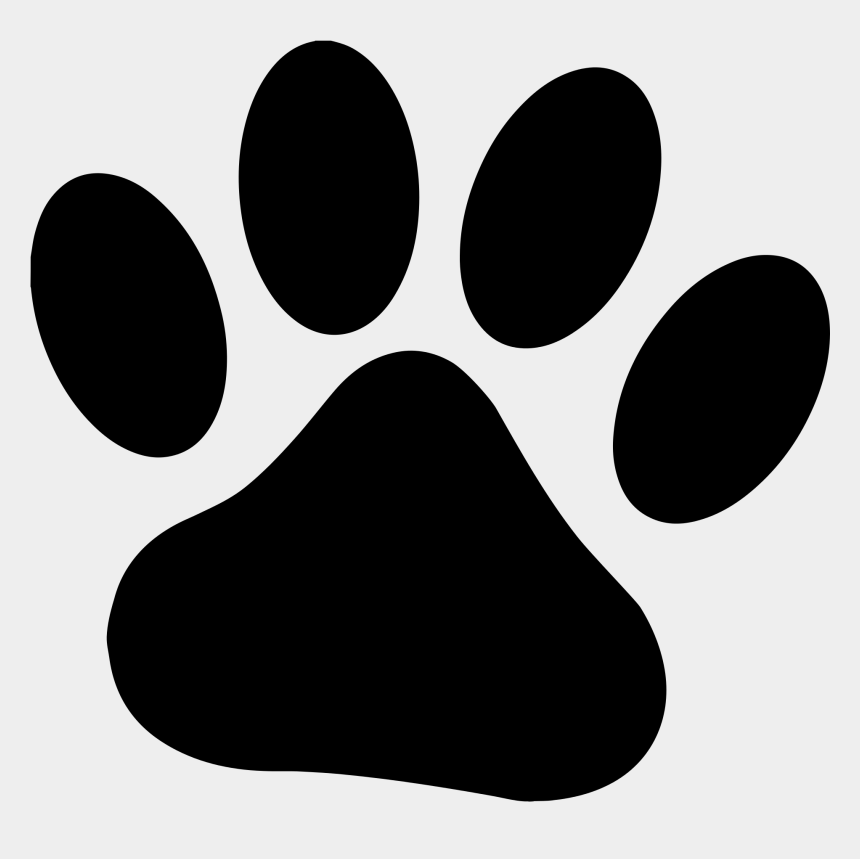 clip art dog, Cartoons - Kisspng Dog Paw Cougar Drawing Clip Art Paw Prints - Clipart Dog Paw