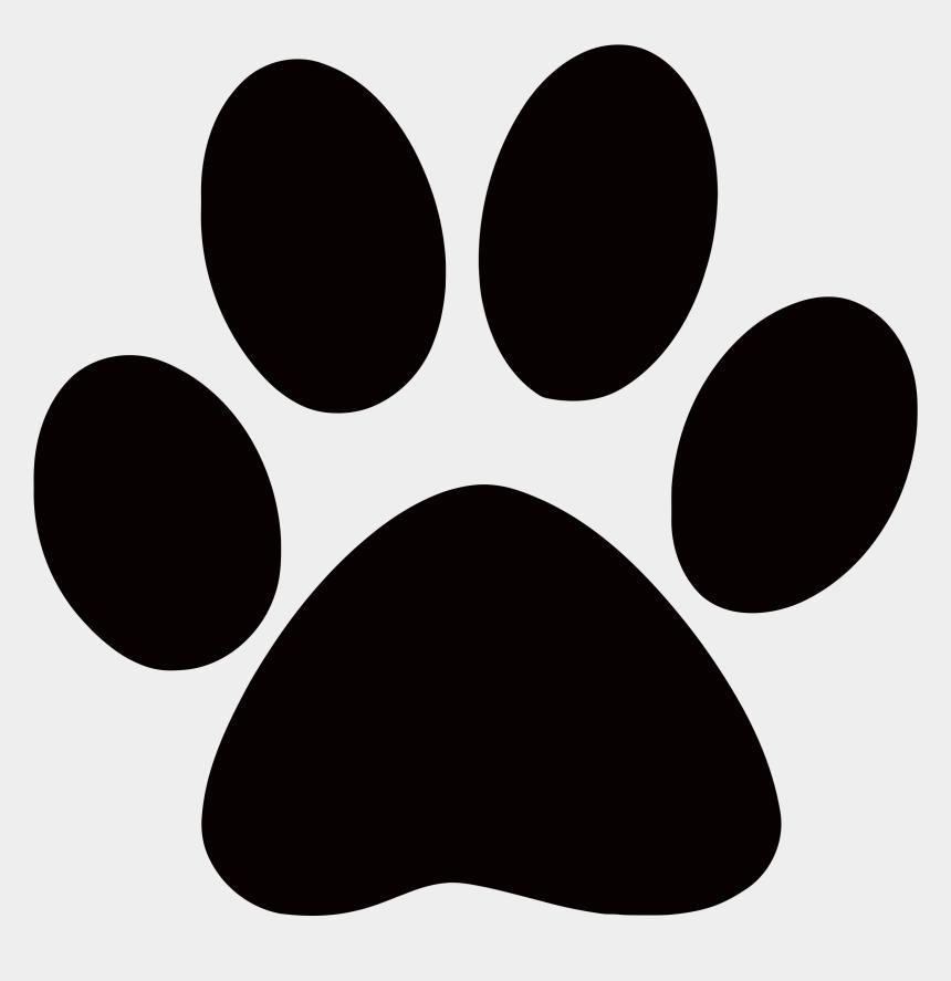 clip art dog, Cartoons - Footprints Clipart Cougar - Topper Skye Paw Patrol
