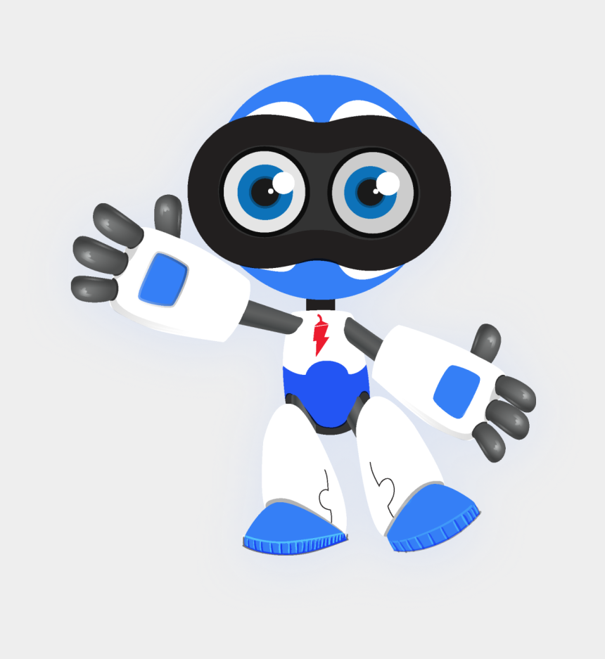smart person clip art, Cartoons - Cybo Robot - Foreign Exchange Market